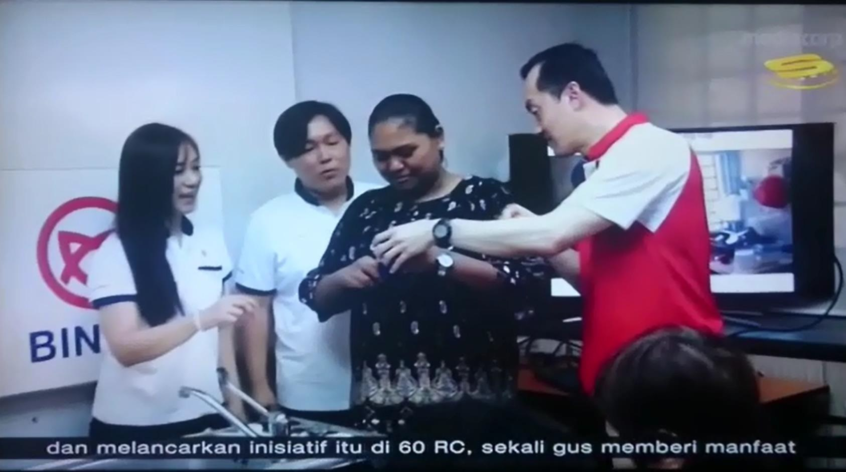 "Suria News (9 Jul), ""Skills-Sharing Initiative - Helping The Vulnerable Learn Practical Skills"""