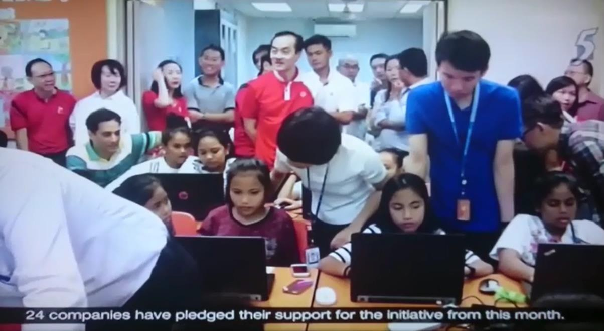 "Ch 5 News (9 Jul), ""Skills-Sharing Initiative - Helping The Vulnerable Learn Practical Skills"""